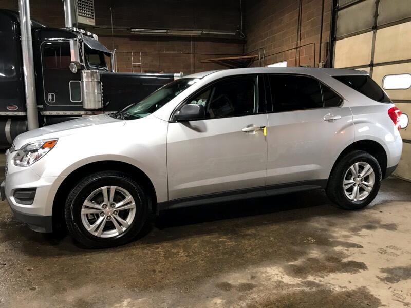 2016 Chevrolet Equinox LS AWD