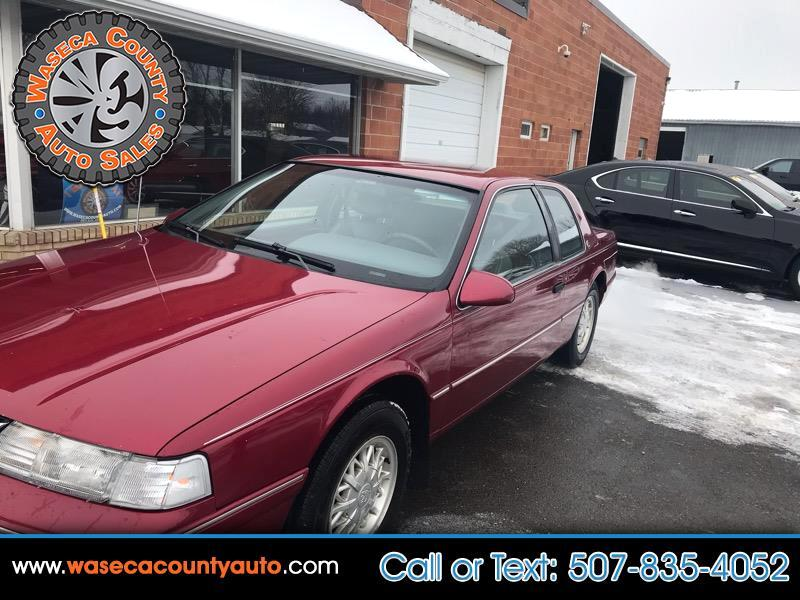 Mercury Cougar 2dr Sedan XR7 1993