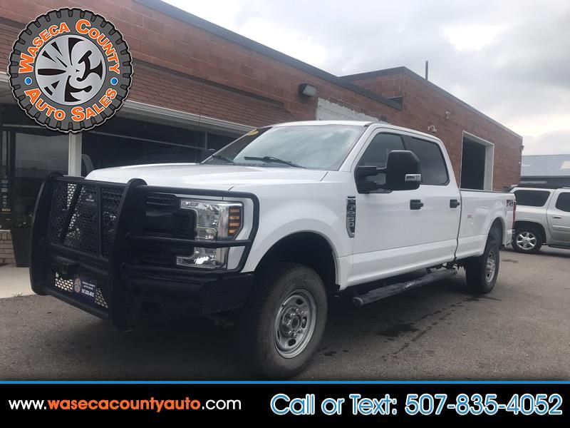 Ford Super Duty F-250 SRW XL 4WD Crew Cab 8' Box 2019