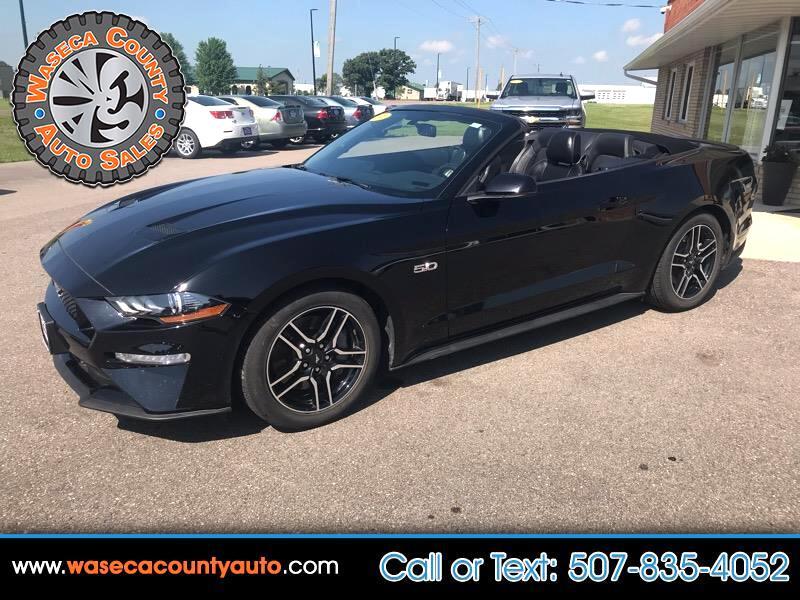 Ford Mustang GT Premium Convertible 2019