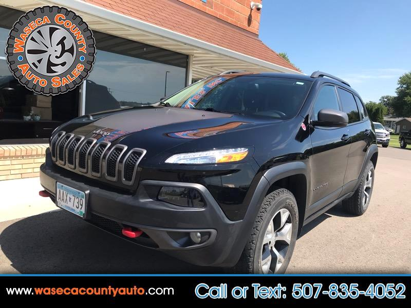 Jeep Cherokee Trailhawk L Plus 4x4 2017