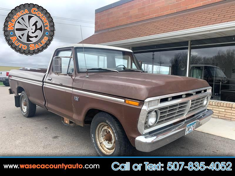 Ford Truck  1974