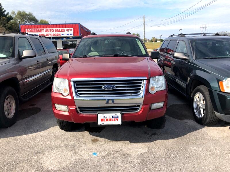 2008 Ford Explorer XLT 4.0L 4WD