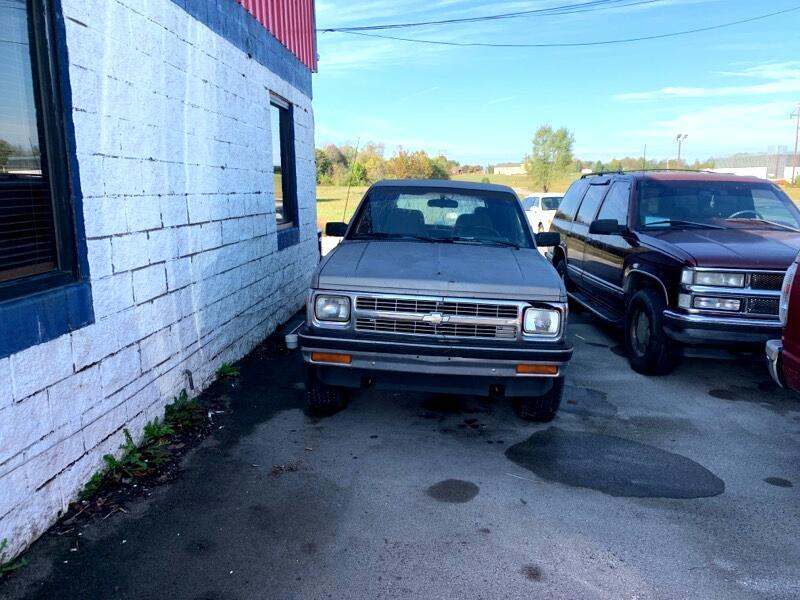 1991 Chevrolet S10 Blazer 4-Door 4WD