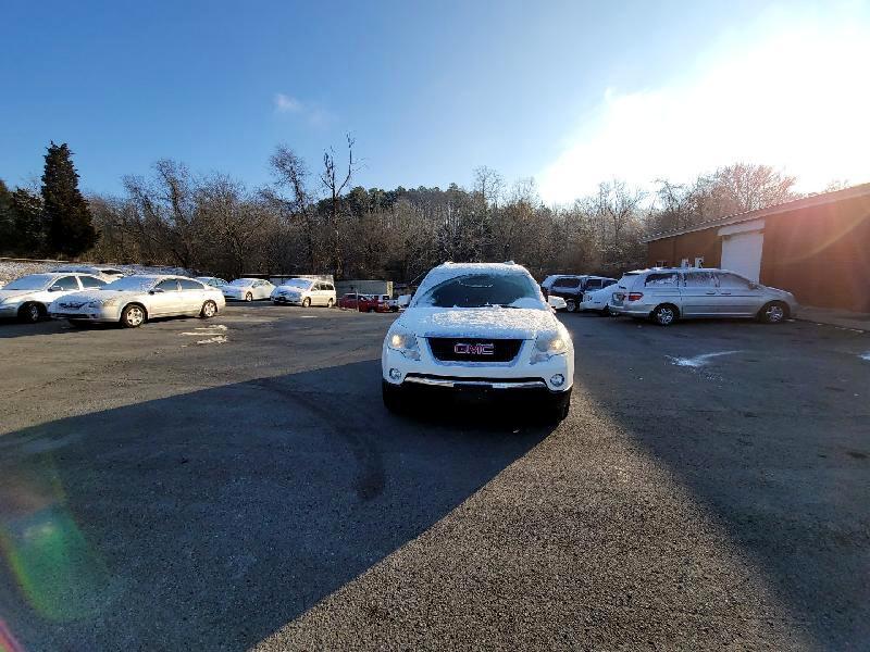 GMC Acadia SLT-1 AWD 2012