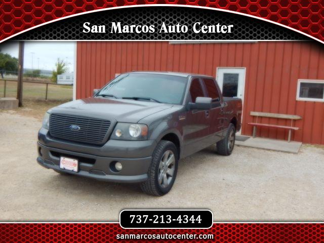 2007 Ford F-150 FX2 SuperCrew 5.5-ft. Bed 2WD