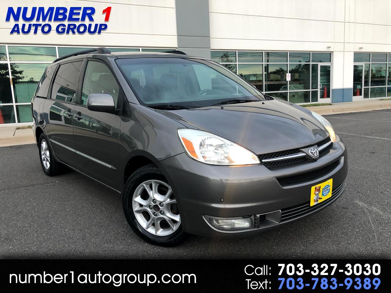 Toyota Sienna XLE Limited 2004