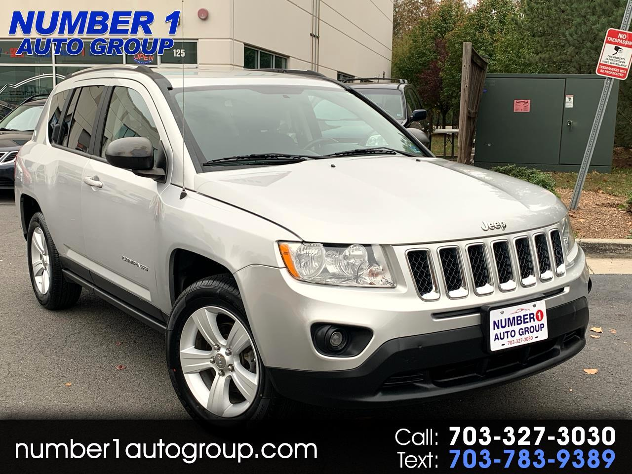 2011 Jeep Compass 4WD 4dr Sport