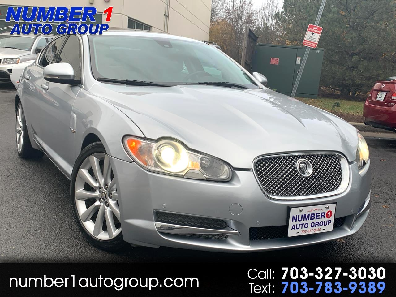 Jaguar XF-Series Premium Luxury 2010