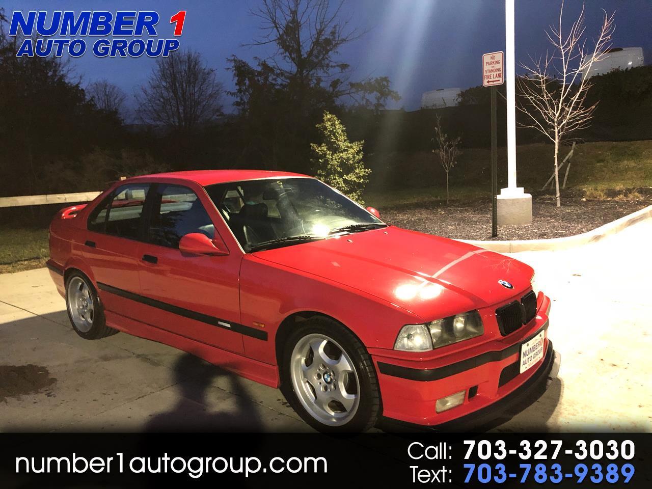 BMW M3 Sedan 1997