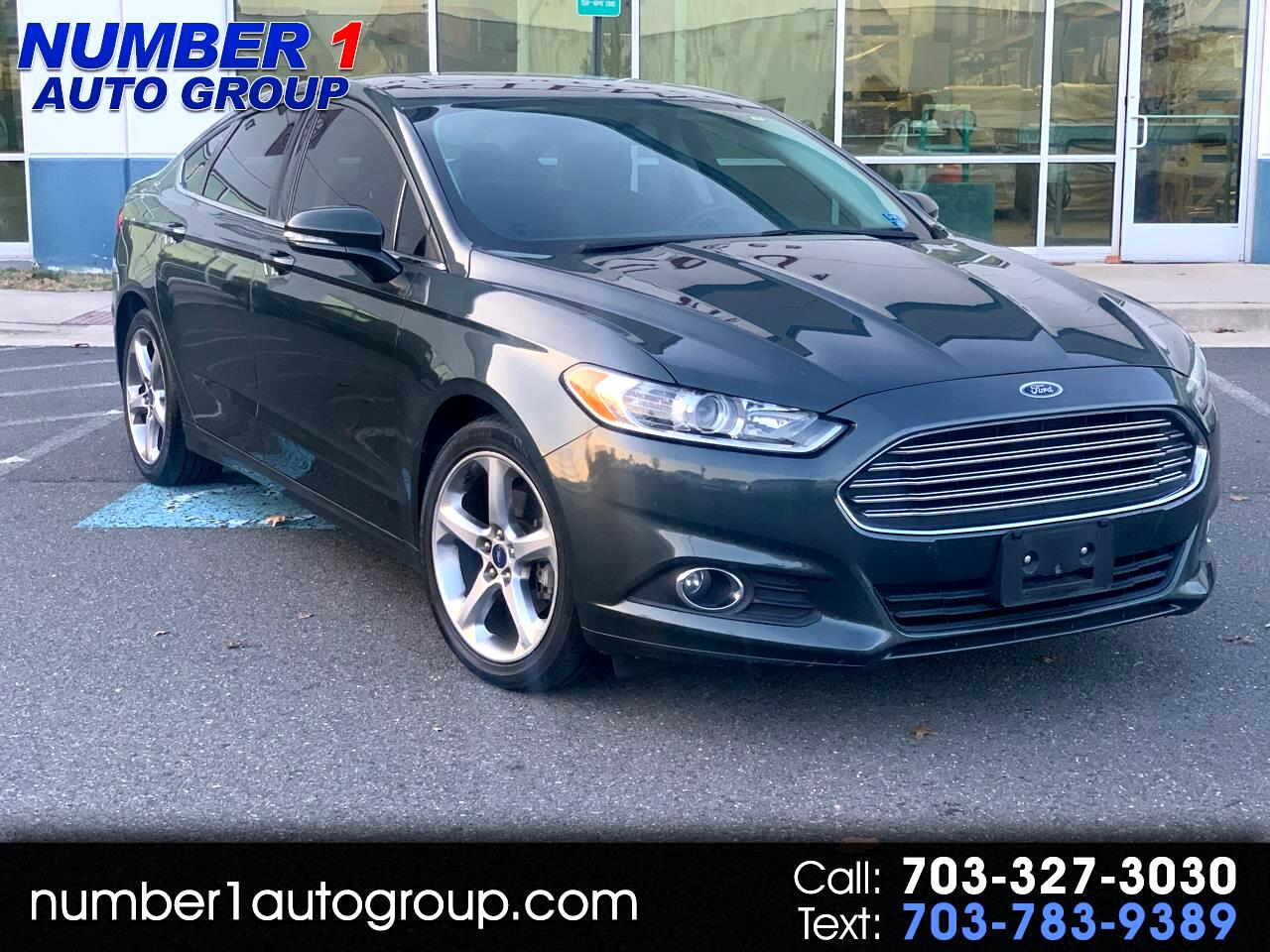 Ford Fusion 4dr Sdn I4 SE FWD 2015