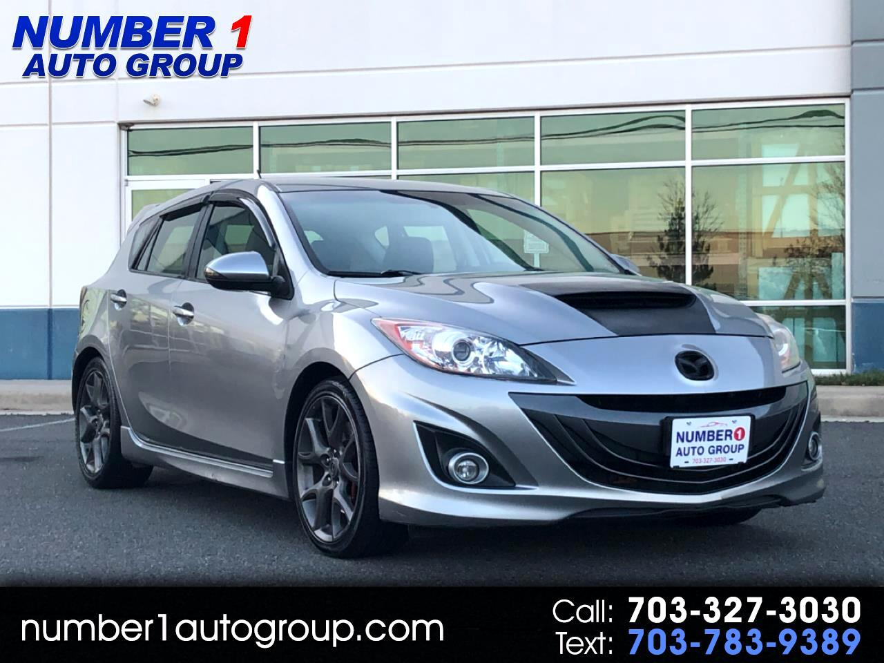 Mazda MAZDASPEED3 Grand Touring 5-Door 2012
