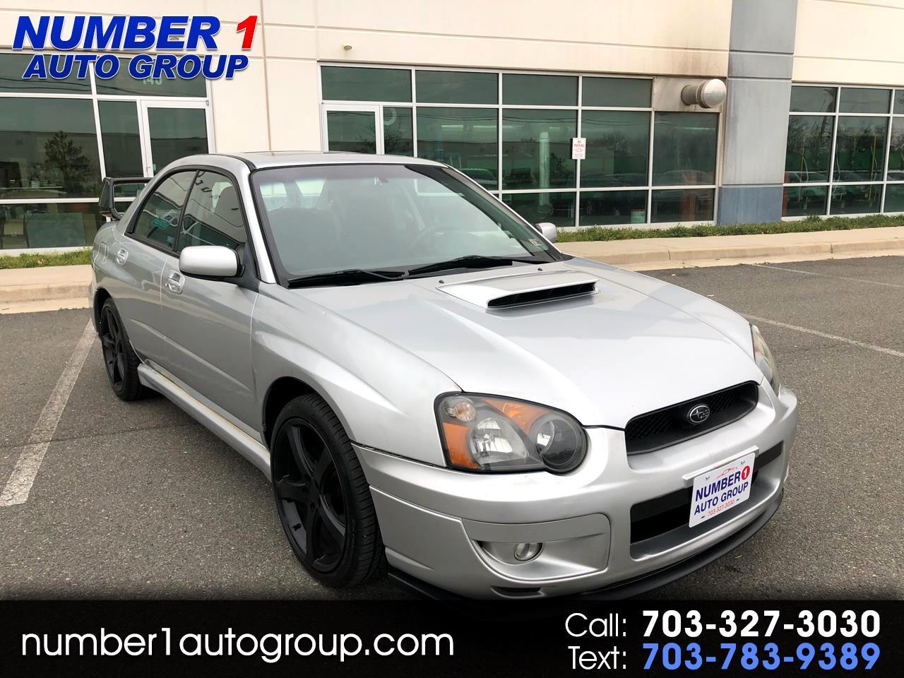 Subaru Impreza WRX TR 2005