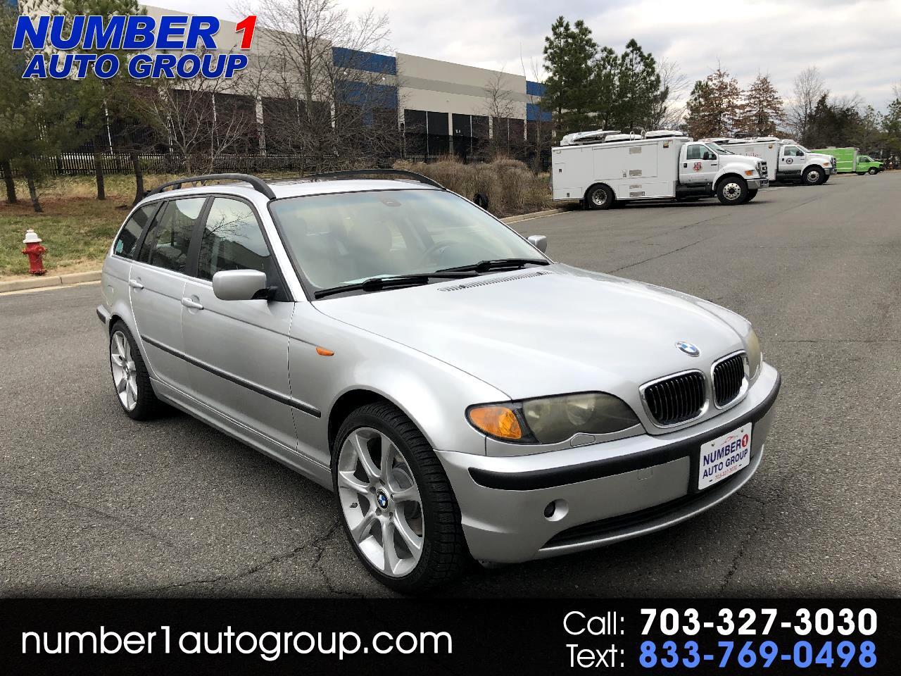 BMW 3-Series Sport Wagon 325xi 2003
