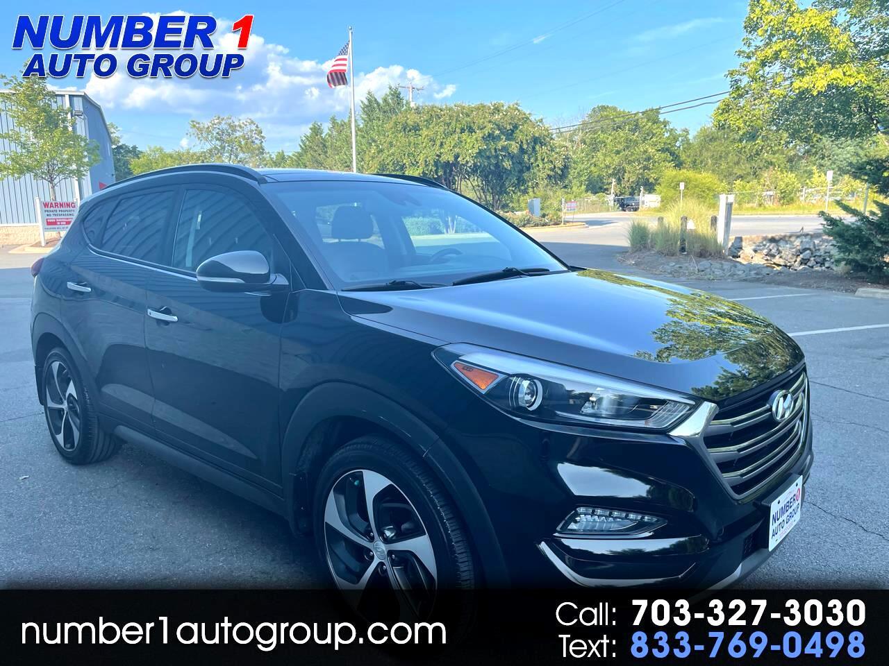 Hyundai Tucson Limited 2016