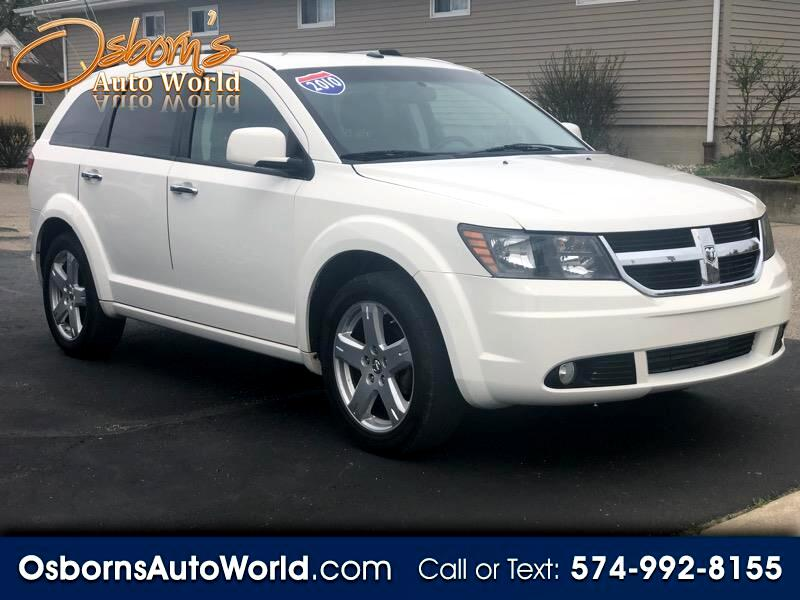 2010 Dodge Journey RT