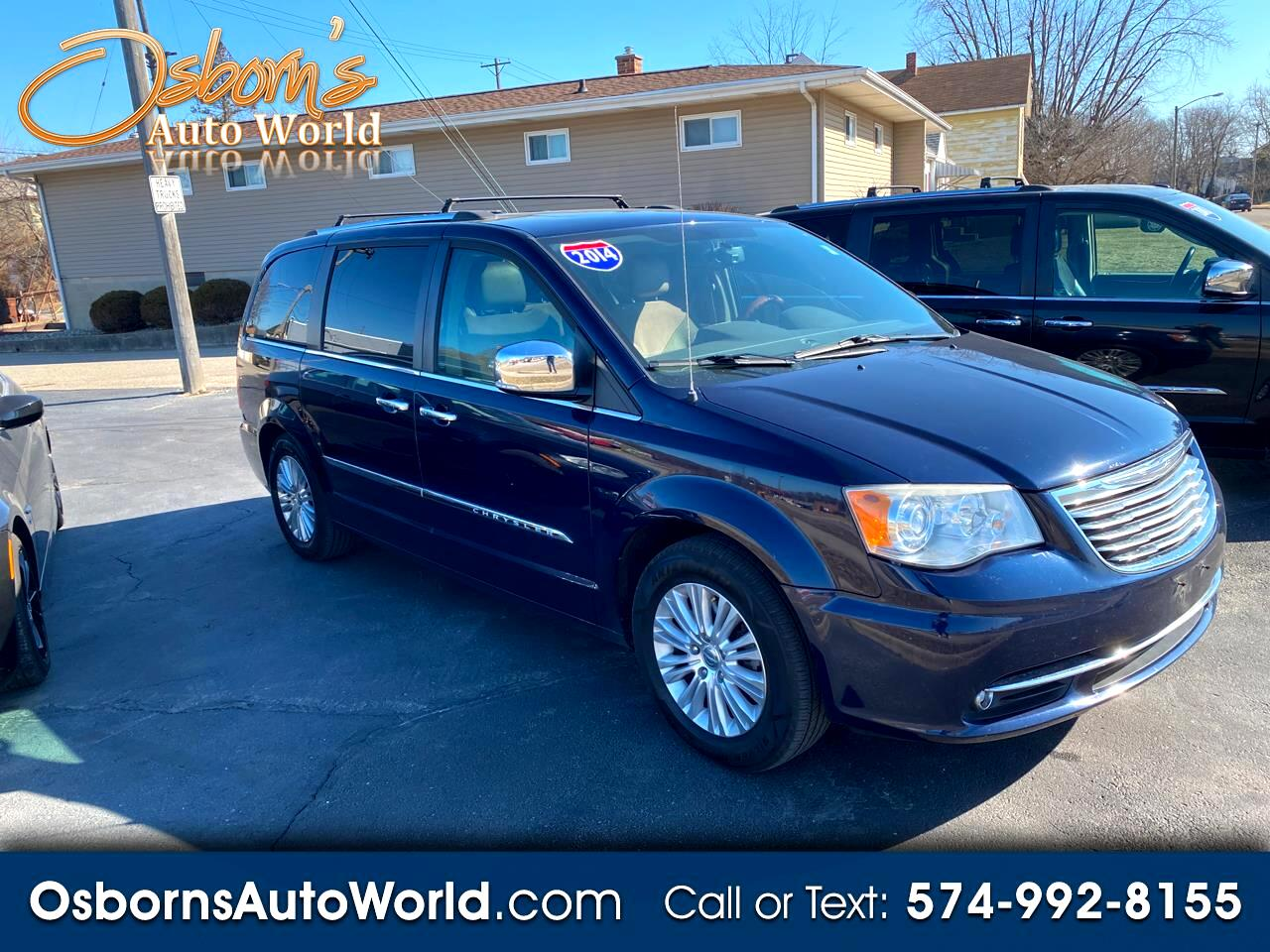 Chrysler Town & Country Limited 2014