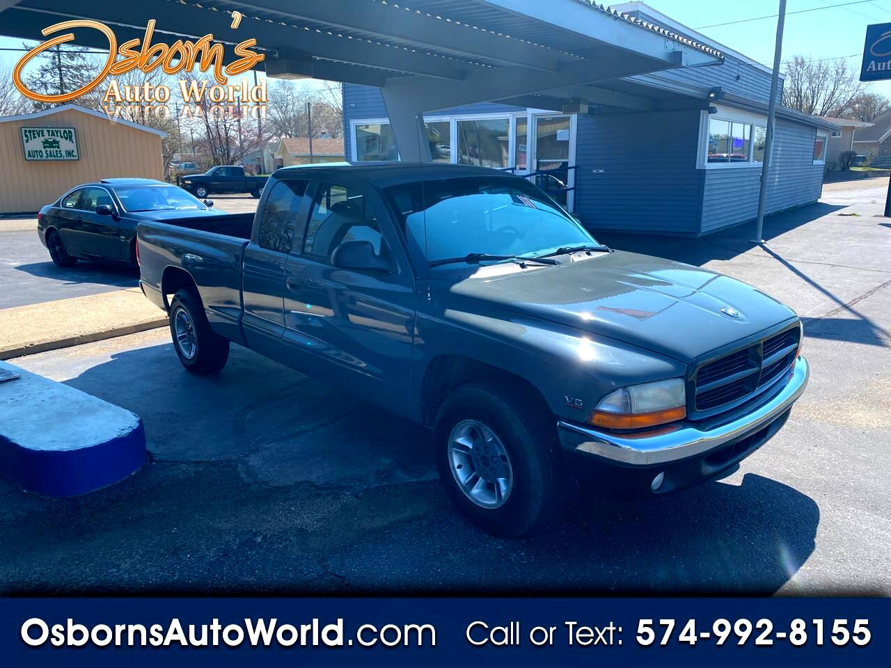 Dodge Dakota Club Cab 2WD 2000