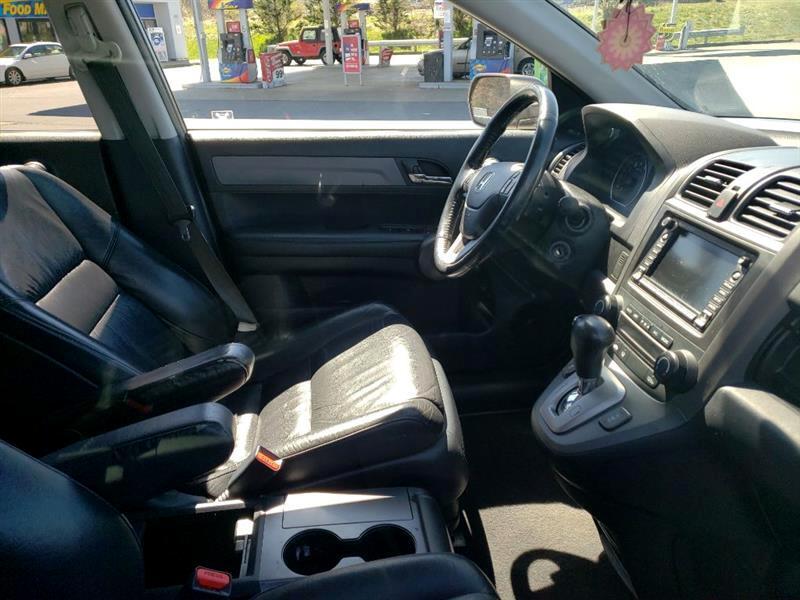 2009 Honda CR-V EX-L 4WD 5-Speed AT