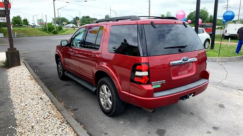 2008 Ford Explorer XLT 4.0L 2WD