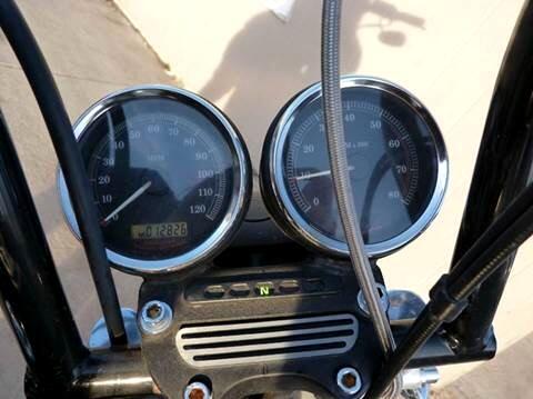 2004 Harley-Davidson FXDP