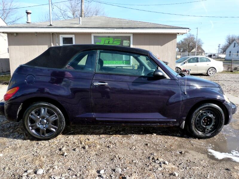 Chrysler PT Cruiser Touring Convertible 2005