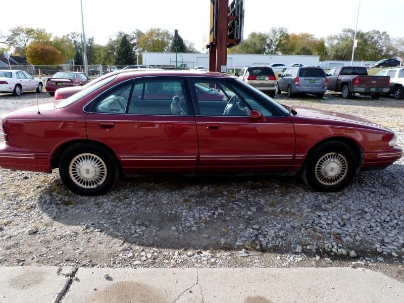 1998 Oldsmobile Regency Base