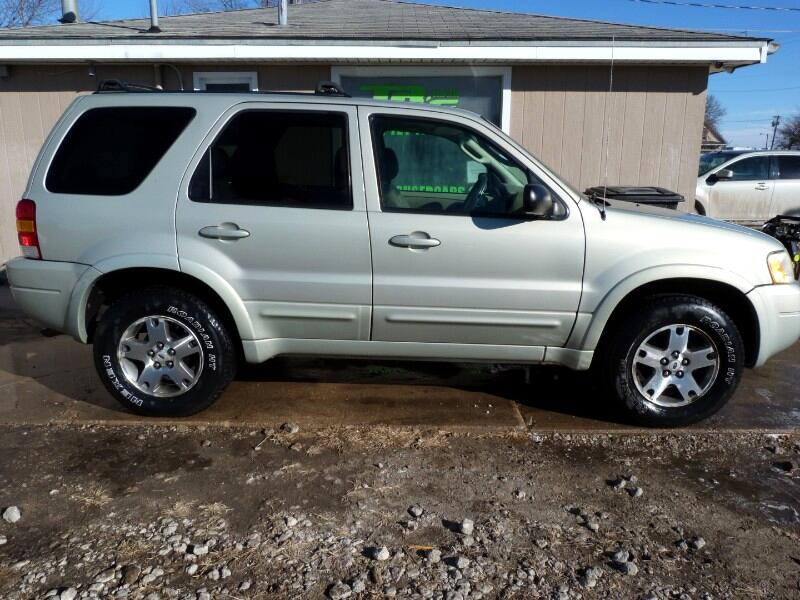 Ford Escape Limited 4WD 2004