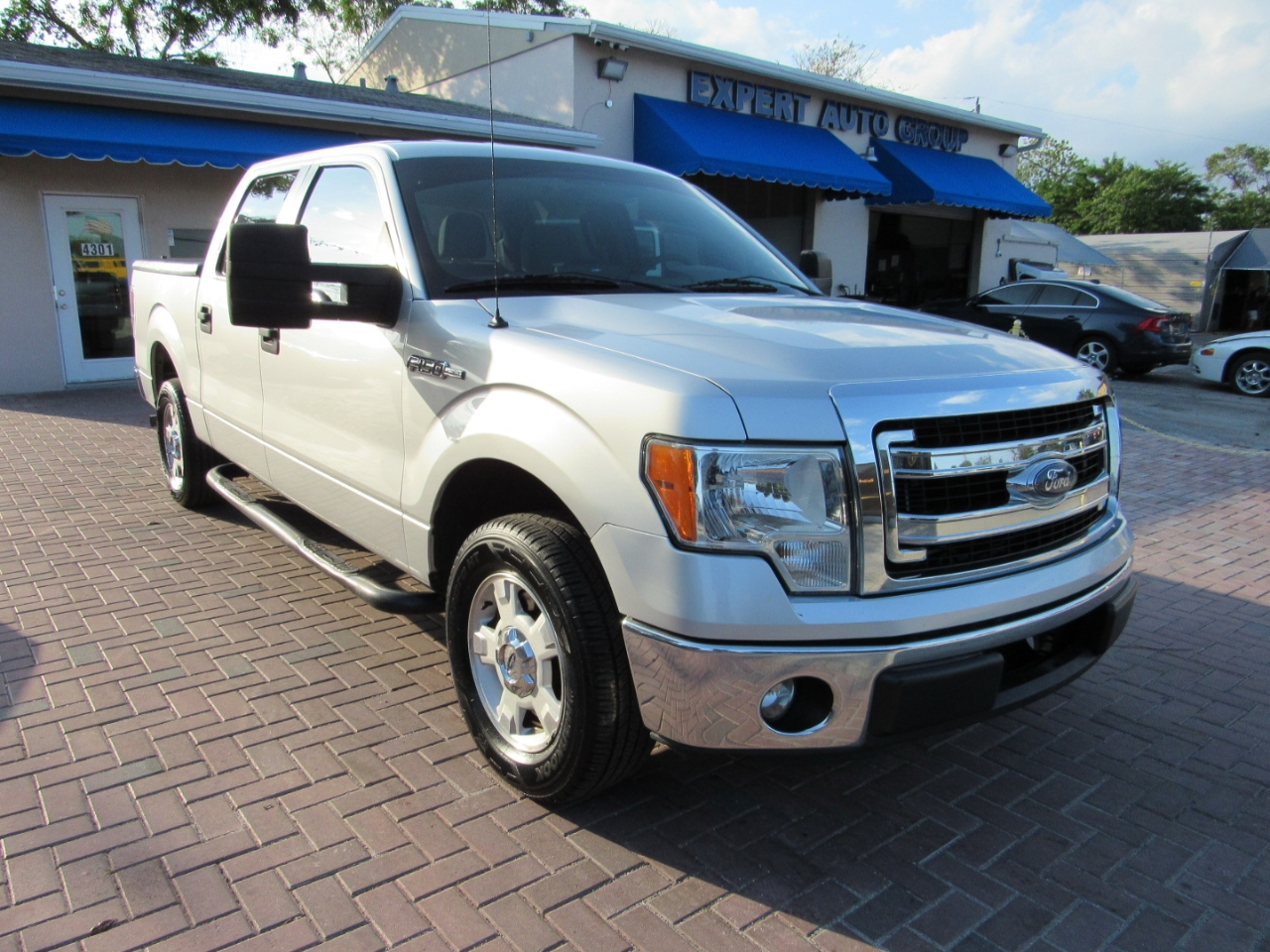 2013 Ford F-150 2WD Supercab 133