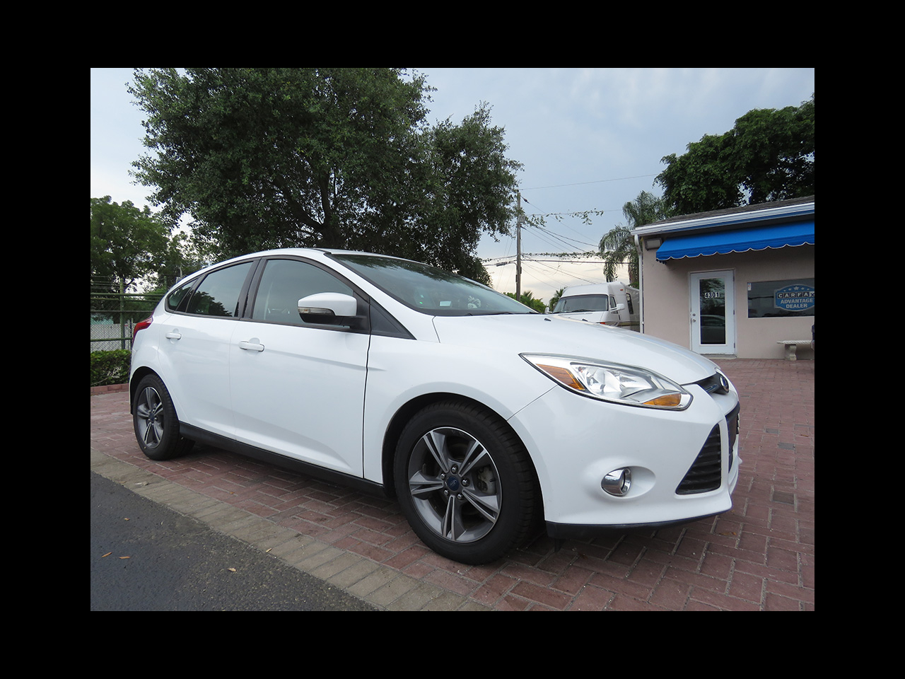 2014 Ford Focus SE Hatch with Sport Package