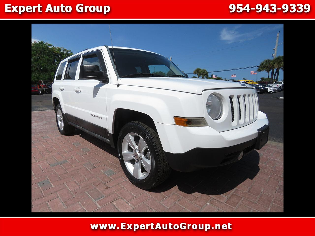2011 Jeep Patriot Sport 4WD with Latitude Package