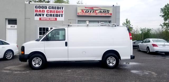 2011 Chevrolet G2500 CARGO VAN