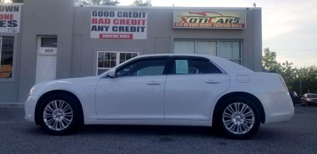 2013 Chrysler 300 AWD