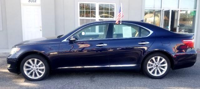 Lexus LS 460  2010