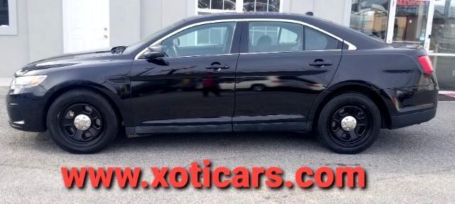 Ford Taurus  2015