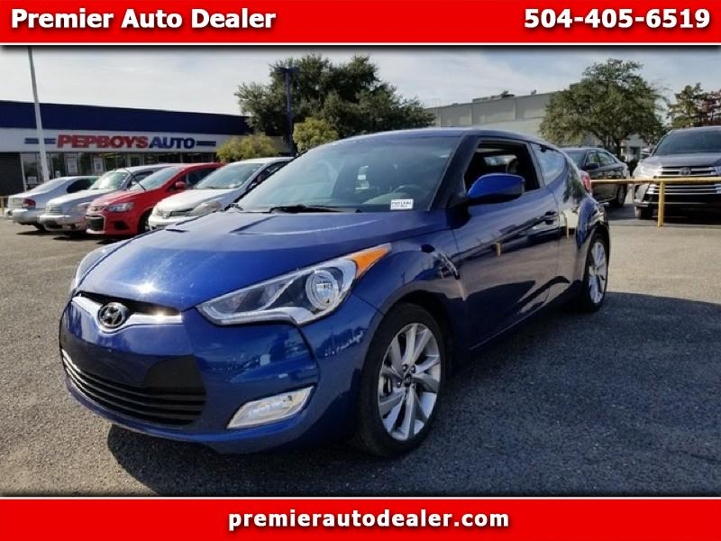 2017 Hyundai Veloster Base 6AT