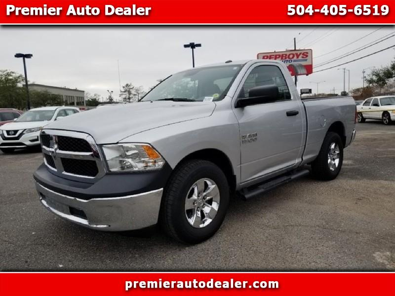 2017 RAM 1500 Tradesman Regular Cab SWB 2WD