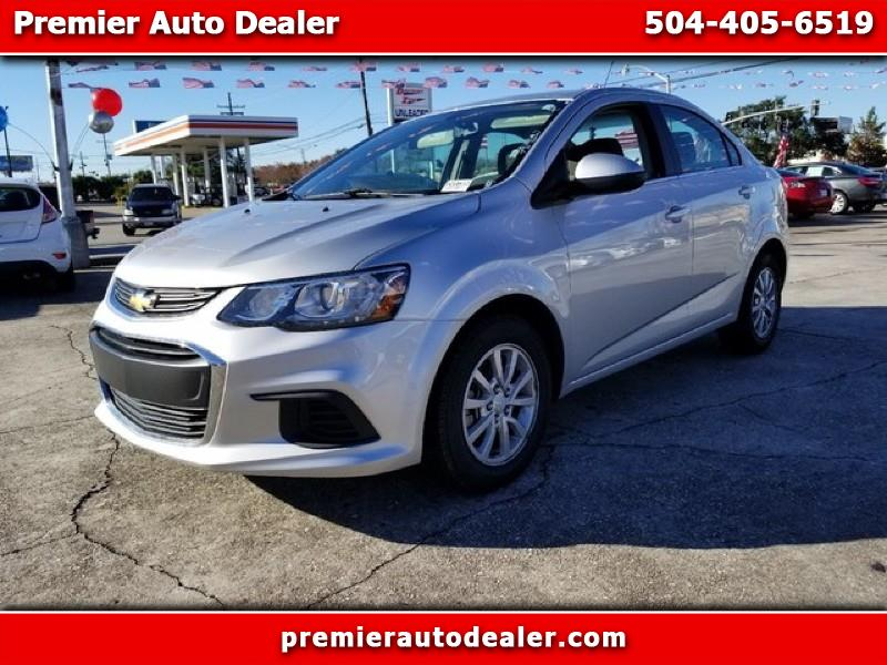 2017 Chevrolet Sonic LT Automatic