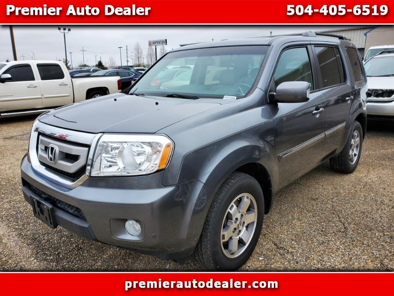 Honda Pilot Touring 2WD 5-Spd AT with DVD 2011