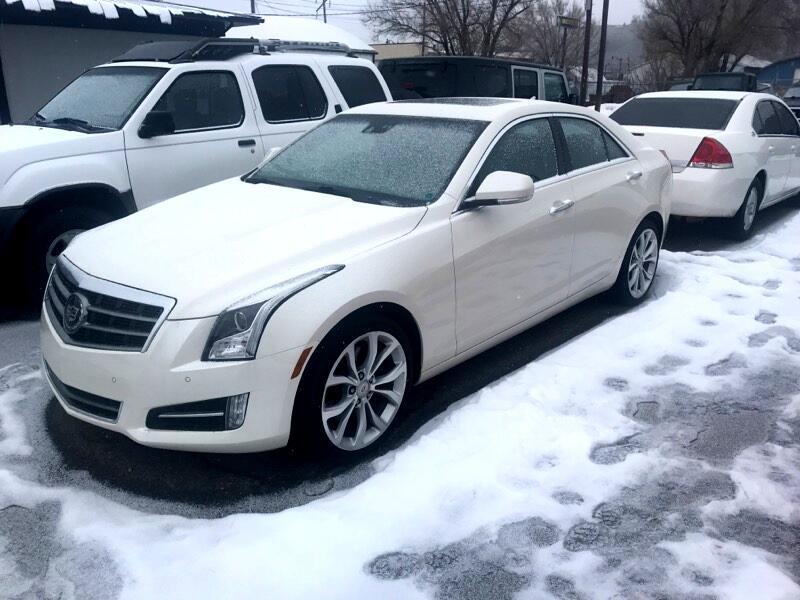 2013 Cadillac ATS 2.0L Premium AWD w/Driver Assist Pkg.