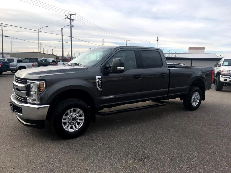 2018 Ford F-350 SD King Ranch Crew Cab 4WD