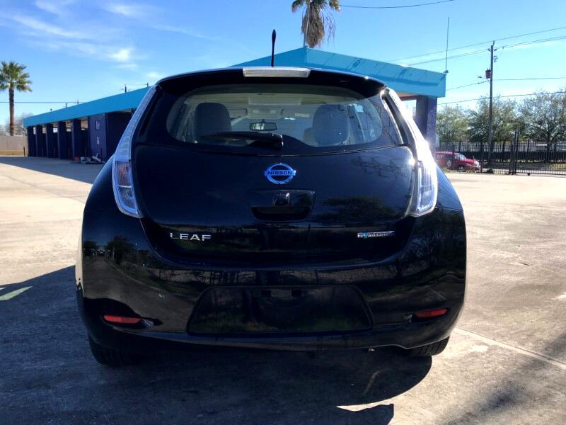 2012 Nissan Leaf 4dr HB SL