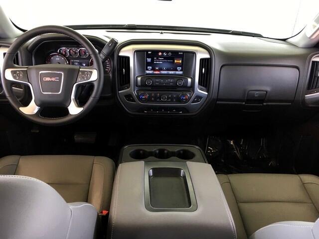 2015 GMC Sierra 1500 SLT Crew Cab 2WD