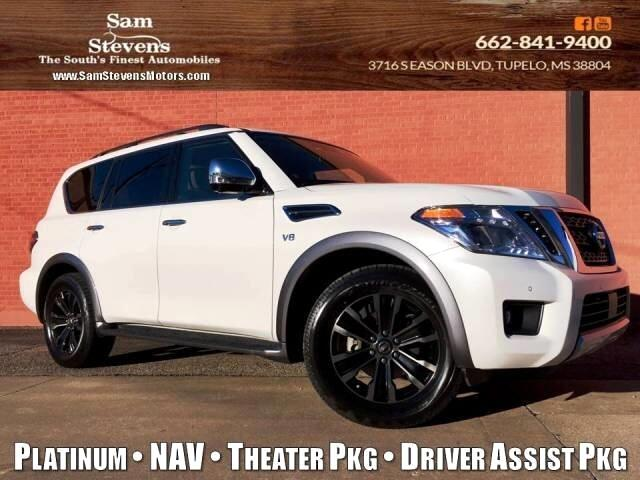 2018 Nissan Armada 2WD 4dr Platinum