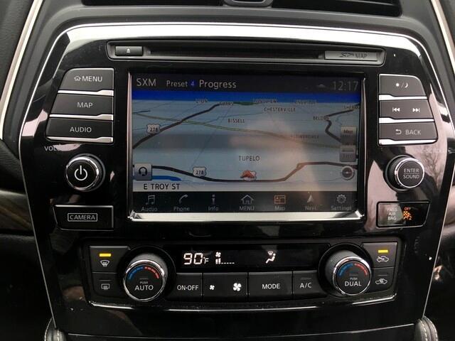 2017 Nissan Maxima 4dr Sdn 3.5 Platinum