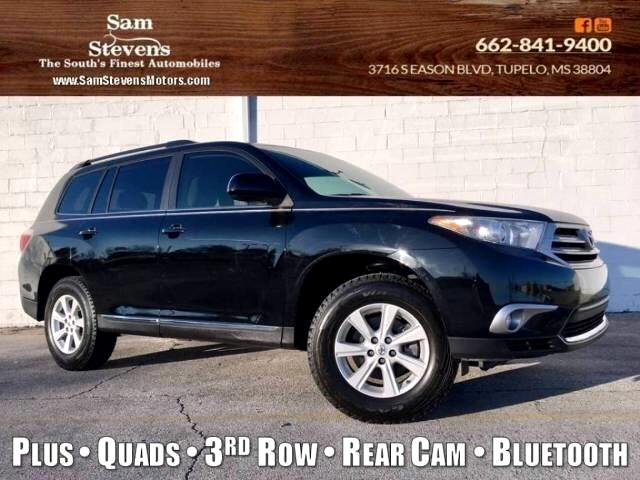 2013 Toyota Highlander FWD 4dr I4 Plus (Natl)