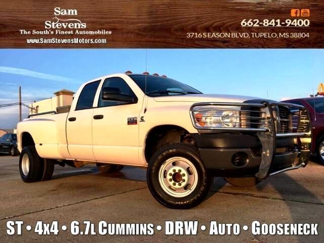 2009 Dodge Ram 3500 4WD Quad Cab 160.5