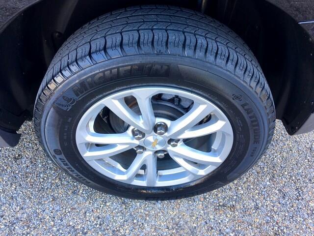 2016 Chevrolet Equinox FWD 4dr LT