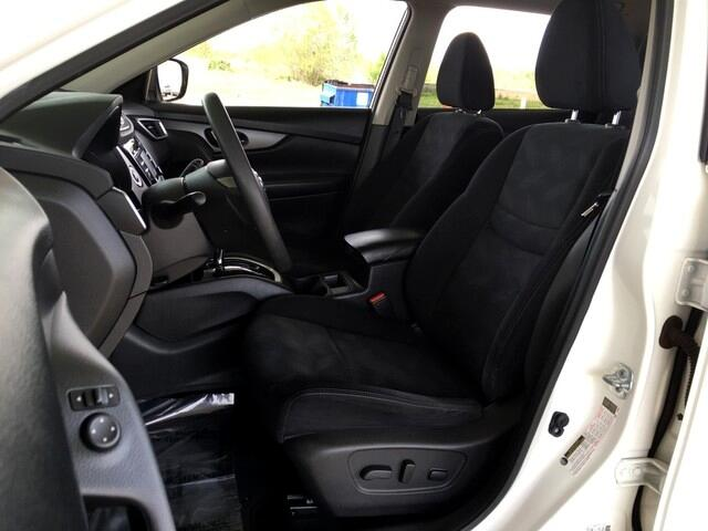 2016 Nissan Rogue 2017.5 AWD SV