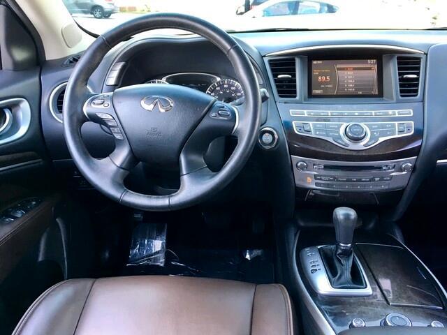 2015 Infiniti QX60 Base AWD